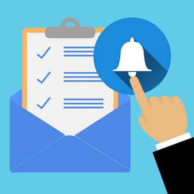 Notification - SMS - Eposta ile bildirim gönderme